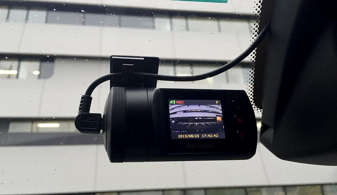 ドライブ レコーダー ユピテル